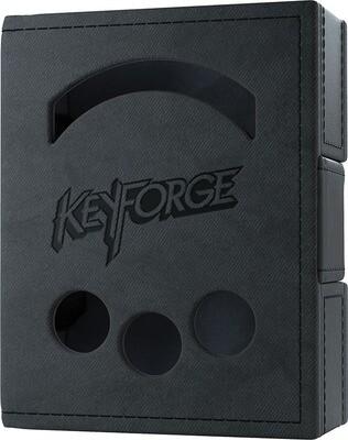 Keyforge Deck Book Black