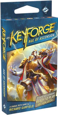 KeyForge Age of Ascension Deck