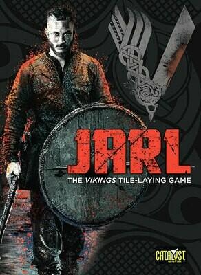 Jarl Viking Tile Game