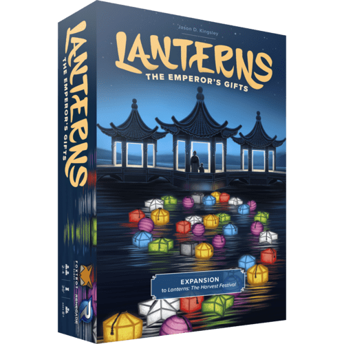 Lanterns Emperor's Gift Expansion