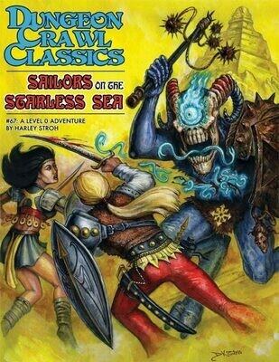 Dungeon Crawl Classics RPG: Sailors on the Starless Sea