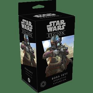 Star Wars Legion Boba Fett Operative Expansion