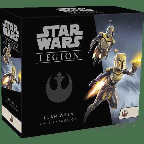 Star Wars Legion Clan Wren