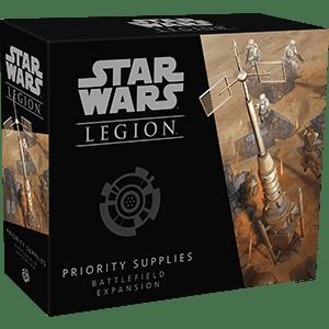 Star Wars Legion Priority Supplies Battlefield Exp