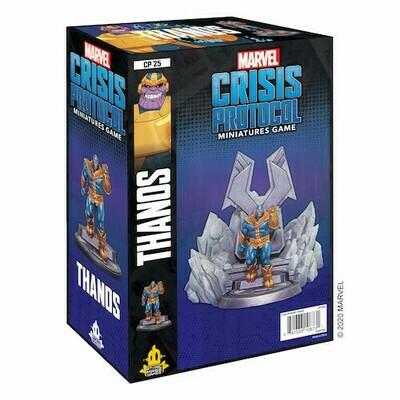 Marvel Crisis Protocol Thanos