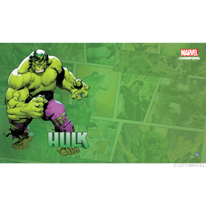 Marvel Champions Hulk Playmat
