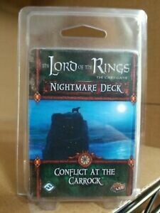 Lord of the Rings LCG Conflict at Carrock Nightmare Deck