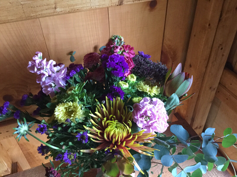 Classic Fall Bouquet