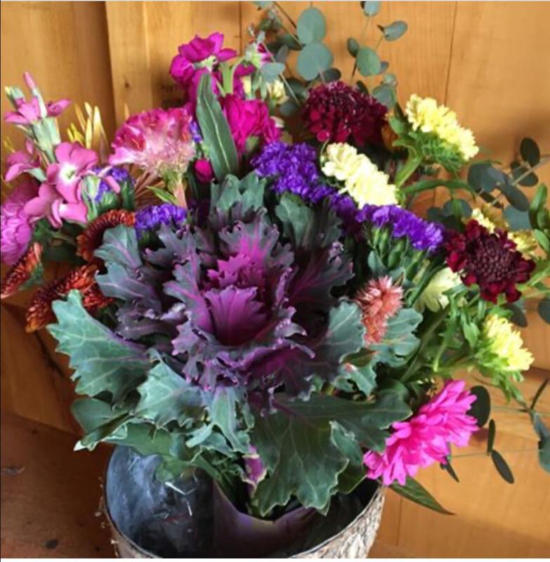 Grande Fall Bouquet