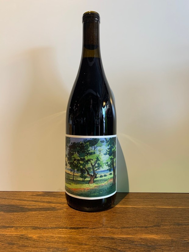 Johan Vineyards Pinot Noir Estate Willamette Valley 2017