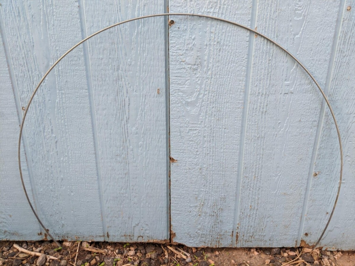 Wire Hoops 10-pack