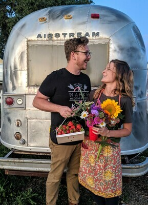 Pumpkin & Berry Picking Date Night on the Farm (Friday, Oct. 2nd 5:30-7:30)