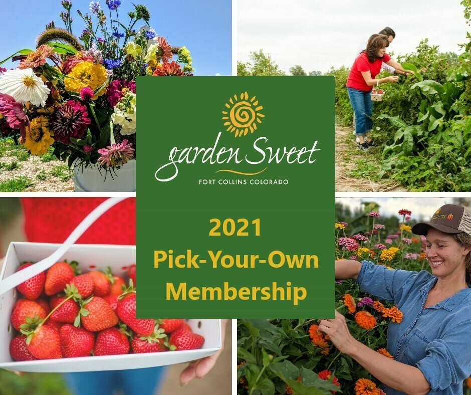 2021 Pick-Your-Own Membership