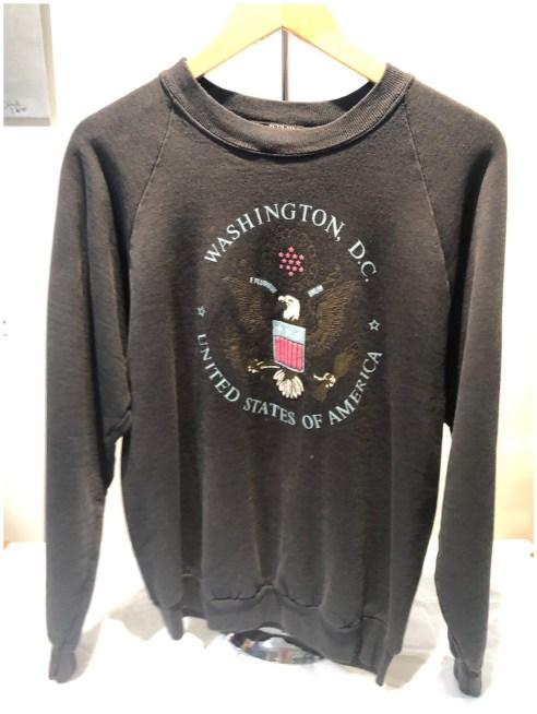 Vintage Washington DC United States of America Sweatshirt