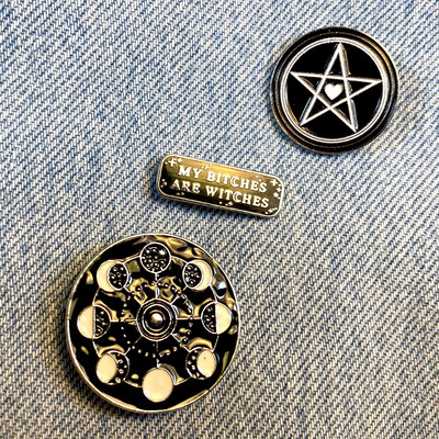 Basic Witching Pin Set