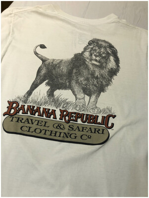 Vintage Banana Republic Tee