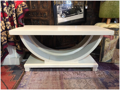 1950's Art Deco Coffee Table