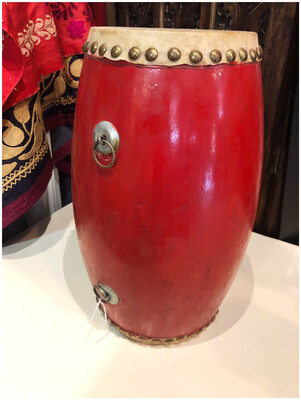 Vintage Drum From China