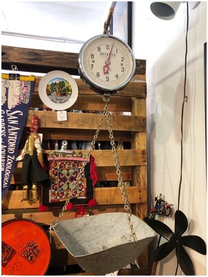 1980's Detecto 20 lbs Hanging Scale