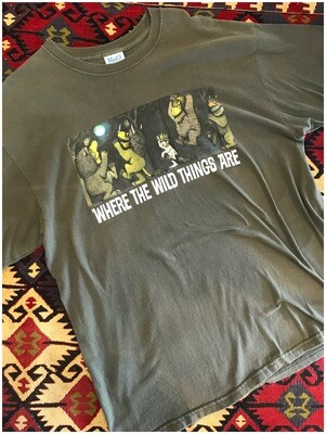 Vintage Where The Wild Things Are T-Shirt