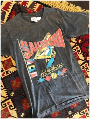 Vintage Sailboard Adventures T-Shirt