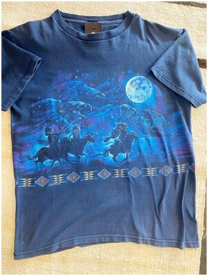 Vintage Native American T-Shirt