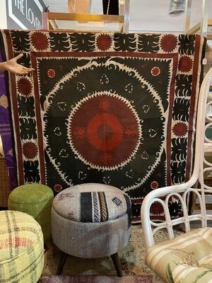 Vintage Handmade Suzani from Uzbekistan