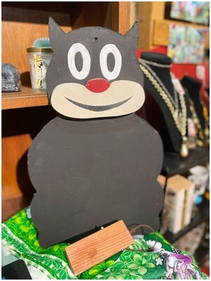 1930's Felix the Cat Chalkboard with Eraser