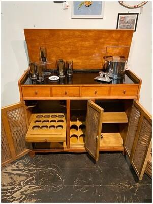 1950's Modernage Bar