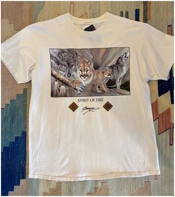 Vintage Spirit of Fire T-Shirt