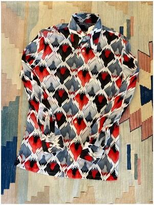Men's Vintage 1970's Oleg Cassini Shirt