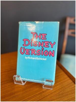 1968 The Disney Version by Richard Schickel