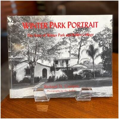 Vintage 1975 Winter Park Portrait Book
