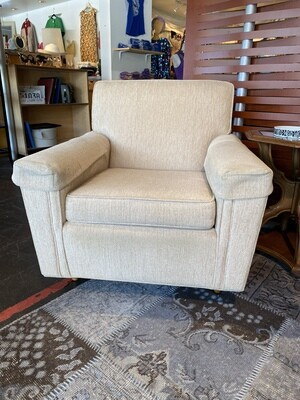 Mid Century Modern End Chair