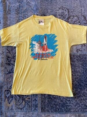Vintage Space Shuttle Florida T-Shirt