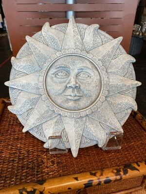 Vintage Sun Wall Decor