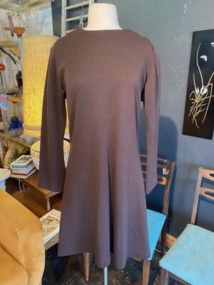 Vintage 1970's Patrick Collection Knit Dress