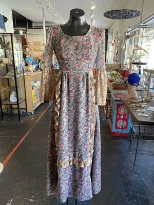 Vintage 1960's PBJ Prairie Dress