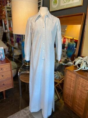 Vintage 1960's Serbin Dress