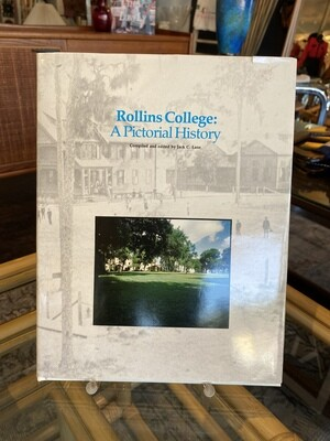 Vintage 1980 Rollins College:  A Pictorial History