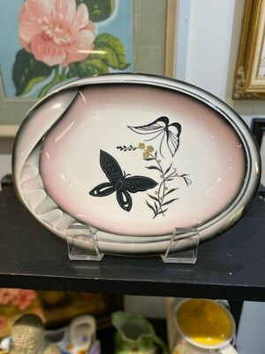Vintage Large Butterfly Ashtray