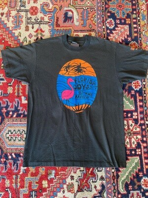 Vintage 1993 Florida Odyssey of the Mind, Space Coast T-Shirt