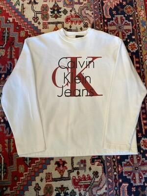 Vintage 90's Calvin Klein Jeans Sweatshirt