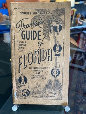 1937 Guide to Florida