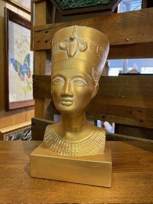 Vintage Nefertiti  Bust