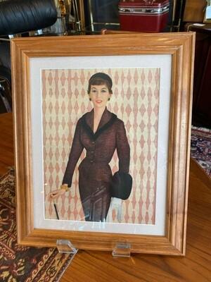 Vintage Women's Framed Fashion