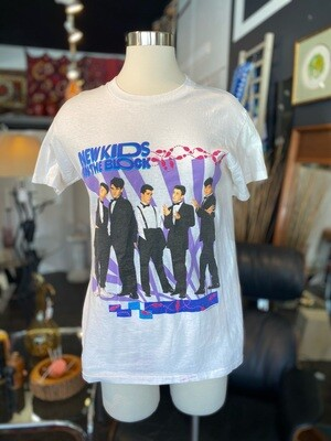 Vintage 1990's New Kids T-Shirt