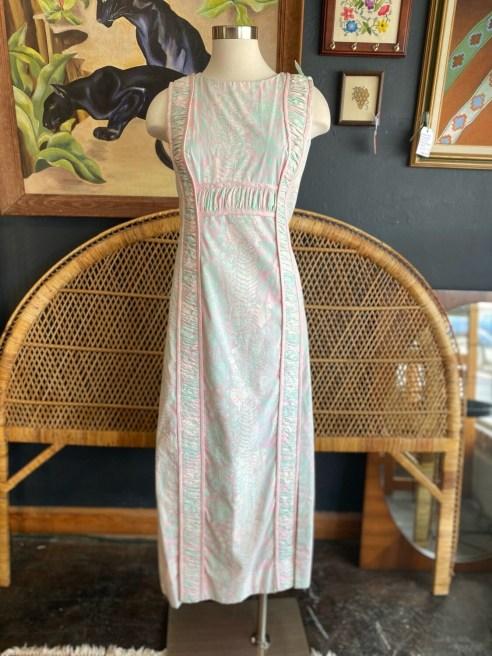 Vintage 1960's Lilly Pulitzer Summer Dress