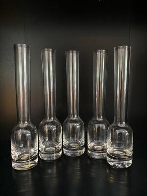 Vintage Turkish Crystal Vodka Shooters