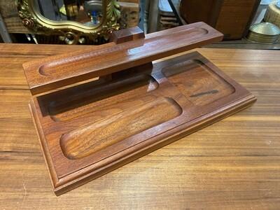 Vintage Wood Valet